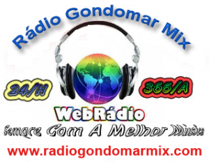 Logotipo Rádio Gondomar Mix